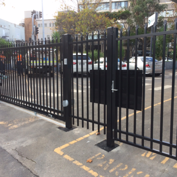 Security Fencing and Gates