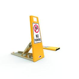 LU-NP Lok-Up Car Space Barrier