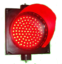 TF-SD21 LED Traffic Light Single Aspect