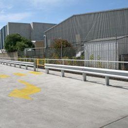 W-Beam Guard Fence