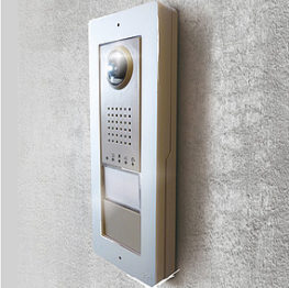 BPT Thangram Intercom Entry Panel