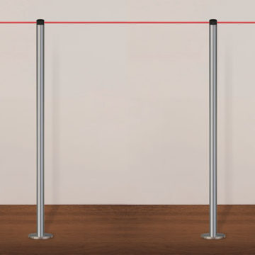 NEATA Gallery Barriers