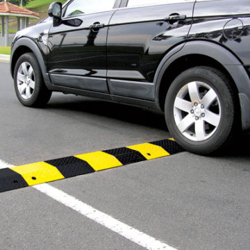 Steel Speed Hump