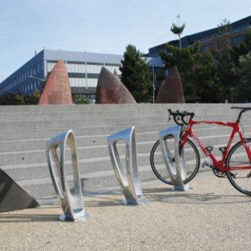 Zephyr Bike Storage Bollard