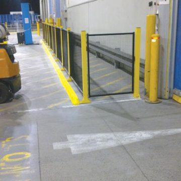De-Fence Modular Barrier System