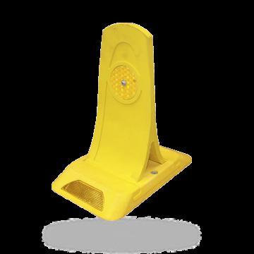 FLD9005 Lane Divider Flap Yellow