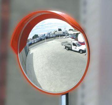 MC800OD Outdoor Convex Mirror