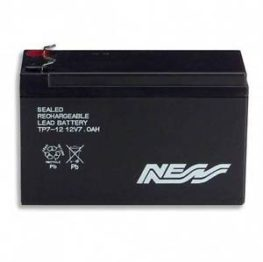 NESS Alarm System Battery