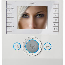 BPT Perla Video Intercom