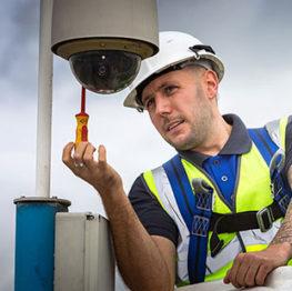 CCTV Security Camera Repairs & Service