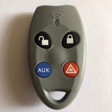 NESS RK3 Plus 1 Alarm Remote