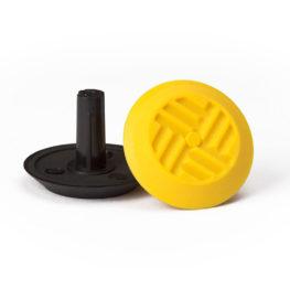 BTW103-TPUB Black TPUB Round Tactile