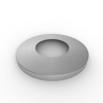 COV140-SS Base Cover suit 140mm bollard 316 Stainless Steel