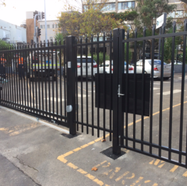High Security Gates