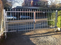 CAME Ati Swing Gate