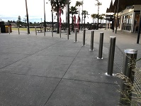 Shell Cove Water Front Bollard Project