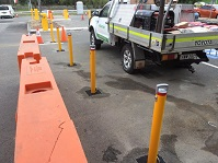 Sydney Olympic Park Security Bollards
