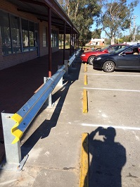 Wbeam Installation Shoalhaven Heads
