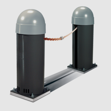 CAME Cat24x Chain Road Barrier