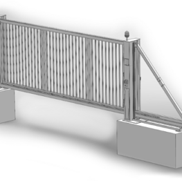Security Gates & Fencing