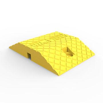 SMC250Y Polyethylene Speed Hump Body Module Yellow