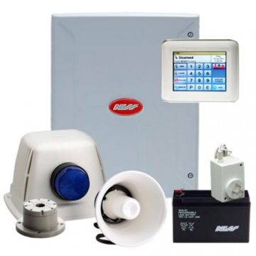 NESS D8xD Navigator Alarm System