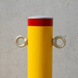 Heavy Duty Round Bollards
