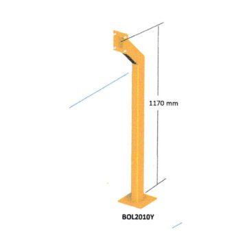 BOL2010Y Car Height Intercom Post