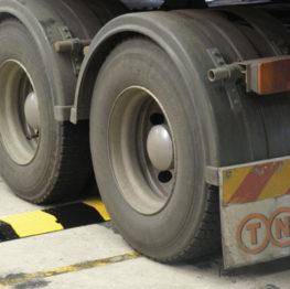 Heavy Duty Steel Speed Humps