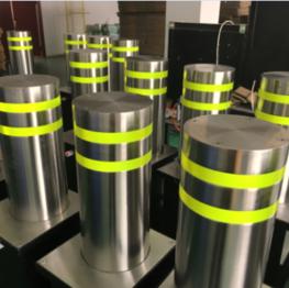 Standard Automatic Bollard Systems