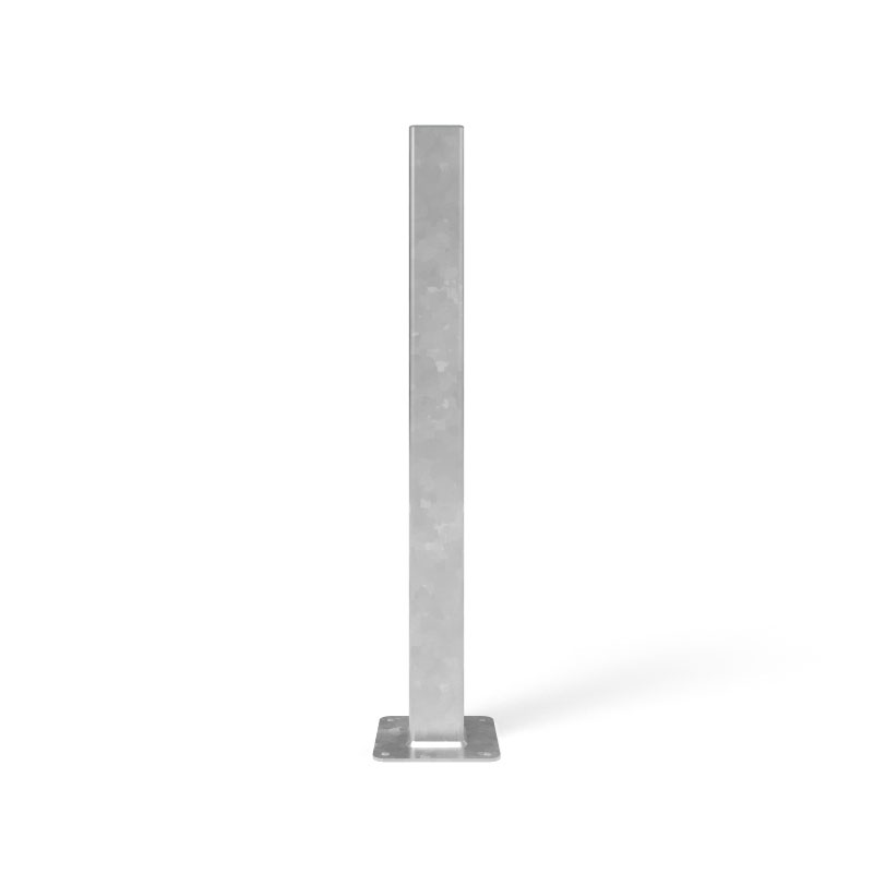 CS90SM-G Heavy Duty 90mm Square Bollard - Surface Mount