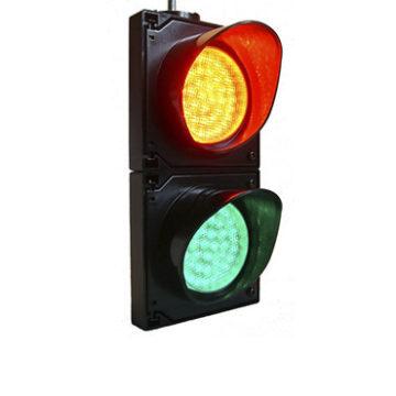 LED Traffic Light Dual Aspect