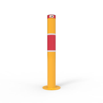 C140SM-HR Holding Rail Bollard 140mm Surface Mount
