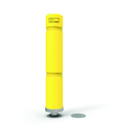 Magnetic Flexible Bollard