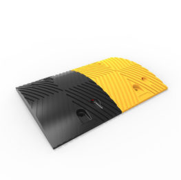 SMTC350BY Medium Duty Rubber Speed Hump