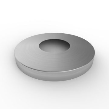 COV90-SS Base Cover suit 90mm bollard 316 Stainless Steel