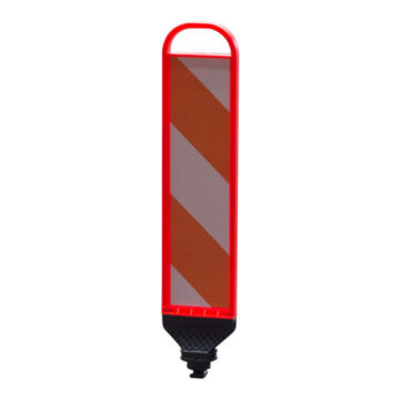 TLSFP Traffic Lane Separator Flat Hazard Panel