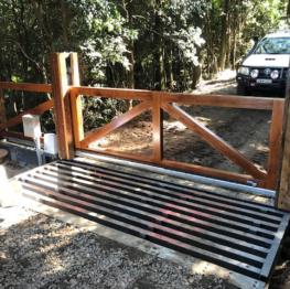 Premium Cantilever Sliding Gate