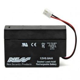 142-014 Ness R8 R16 Backup Battery 12V 0.8Ah