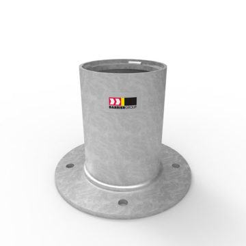 BCL140H Cam-lok 140mm Surface Mount Holder