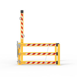 MZ1500-A Mezzanine Forklift Gate