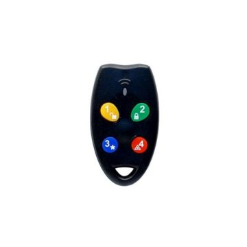NESS RK4 Alarm Remote