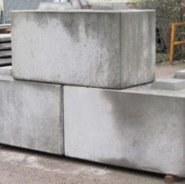 Concrete Security Blocks Barriers